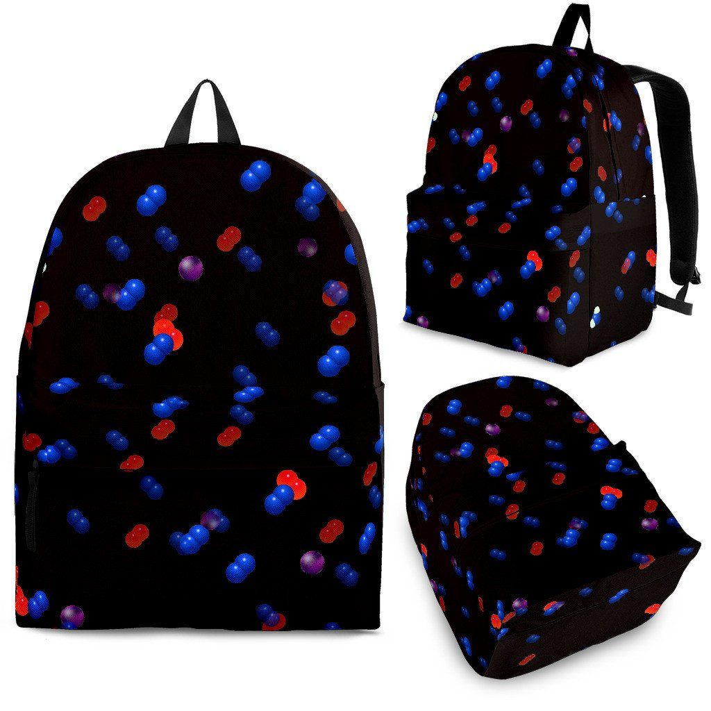 Molecules Backpack - Nice & Cool