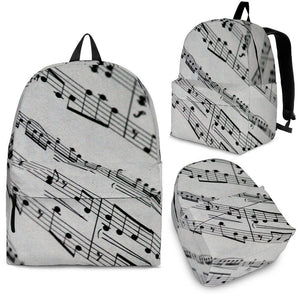 Music Backpack - Nice & Cool