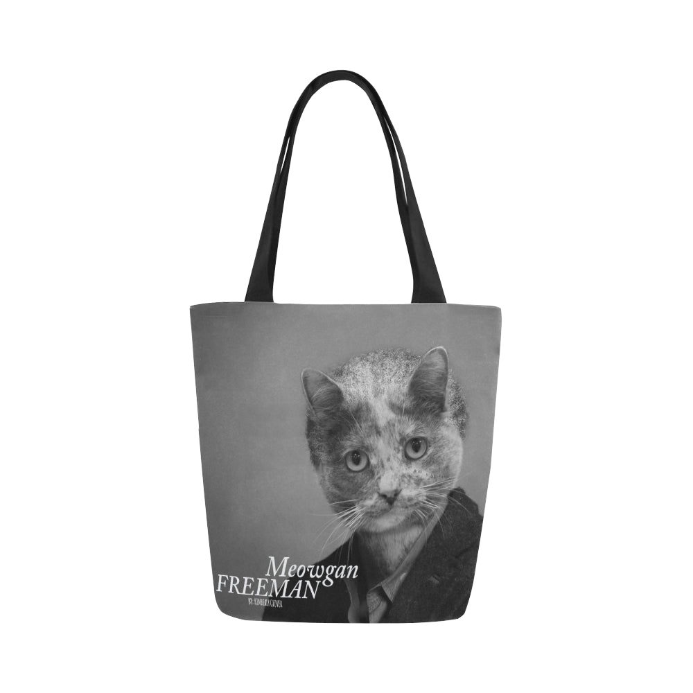 MEOWGAN Canvas Tote Bag - Nice & Cool