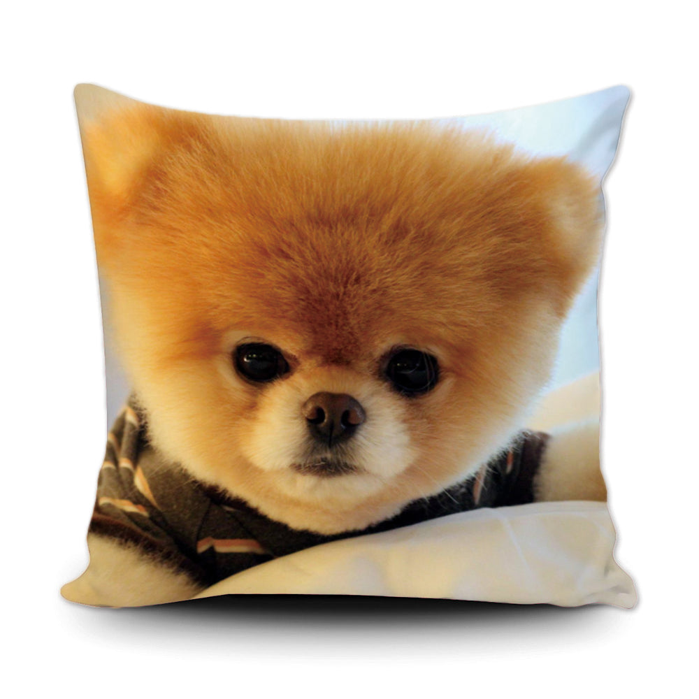Pomeranian Puppy Print Pillowcase - Nice & Cool