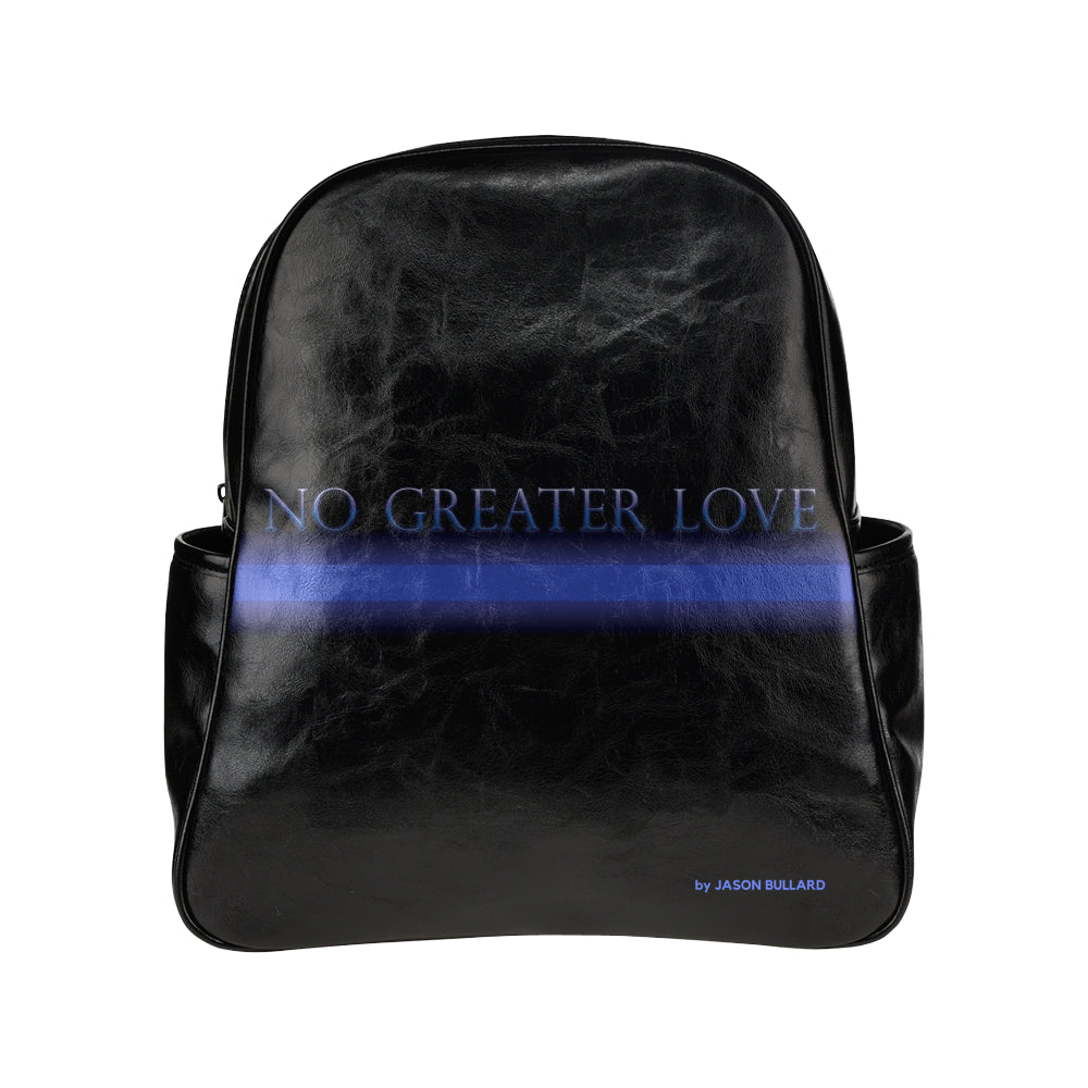 NO GREATER LOVE Multi-Pocket Backpack - Nice & Cool