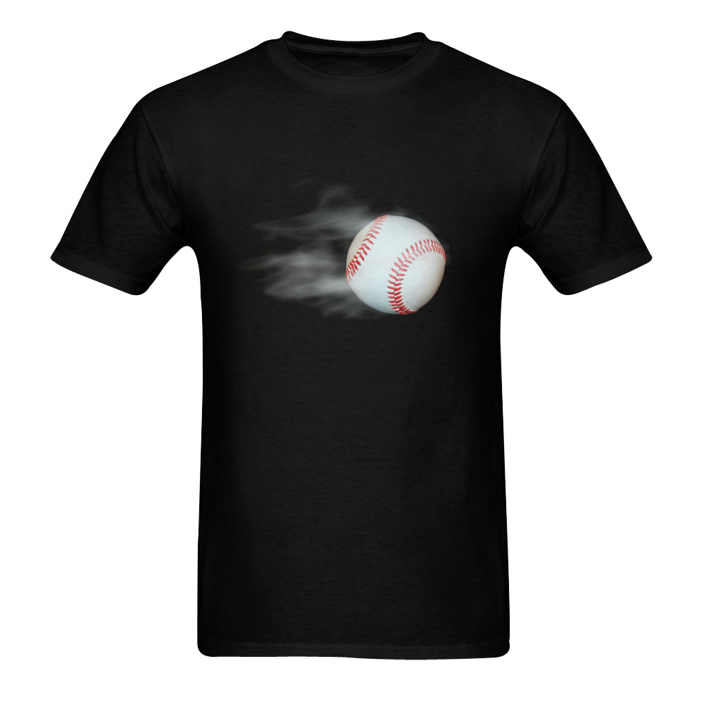 Smoking Baseball Classic Men's T-Shirt - Nice & Cool