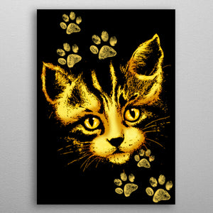 Cute Cat Portrait - Nice & Cool