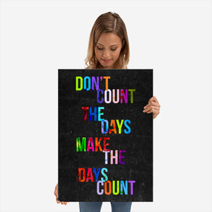 Don't Count The Days