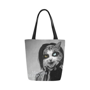 MEOWILYN Canvas Tote Bag - Nice & Cool