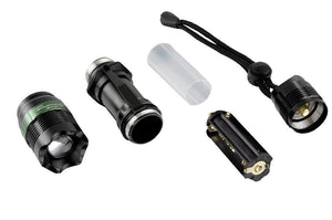 Compact Tactical Flashlight 3800LM - Nice & Cool