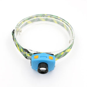Sensor Headlamp White + Red LED Light - Nice & Cool