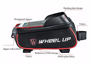 Professional Front Frame Bicycle Bag - Nice & Cool