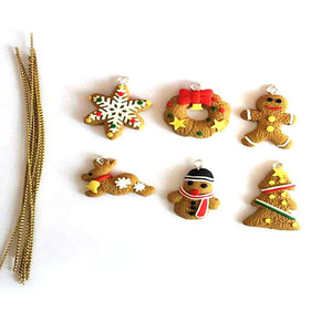 Christmas Tree Hanging Decorations - 6 pcs/lot - Nice & Cool