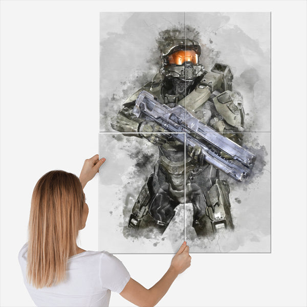 HALO Master Chief - Nice & Cool
