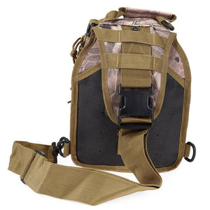 Tactical Crossbody Backpack - Nice & Cool