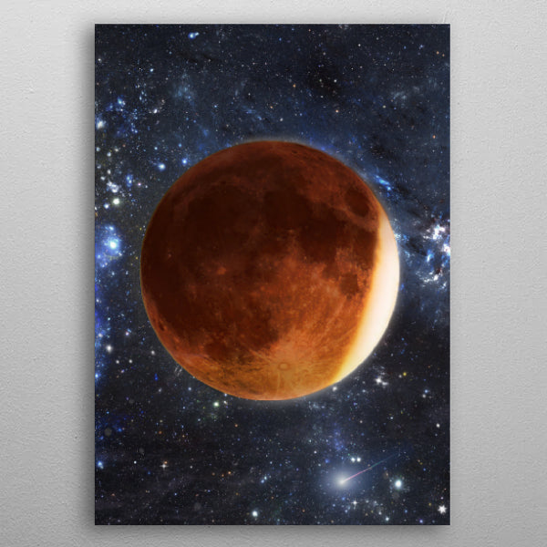 Moon Eclipse Phase IV