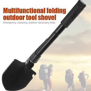 Folding Camping Shovel - Nice & Cool