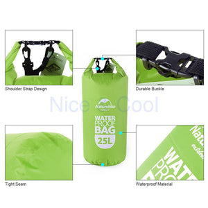 Ultralight Durable Waterproof Bag 25L - Nice & Cool