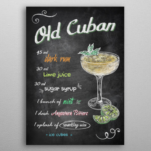 Old Cuban - Nice & Cool
