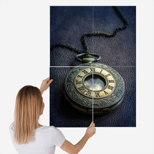 Ornamented Pocket Watch - Nice & Cool