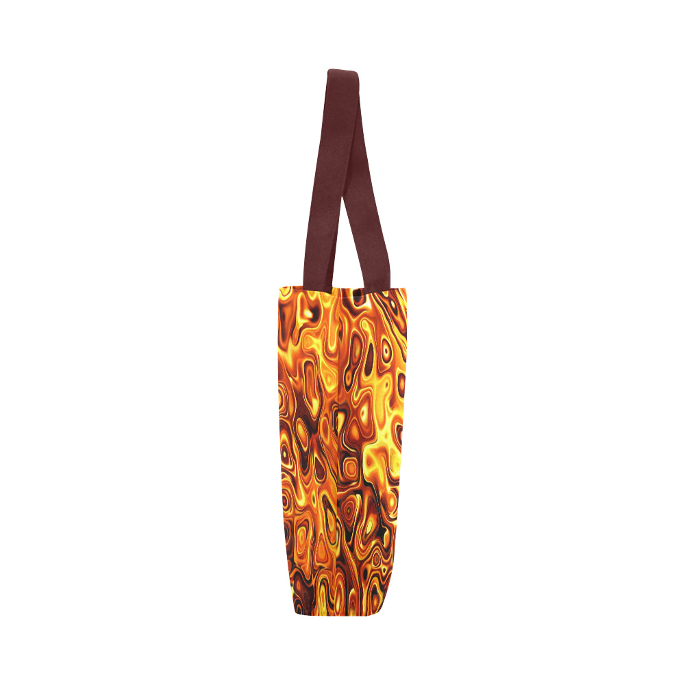 Abstract Canvas Tote Bags (5 patterns) - Nice & Cool