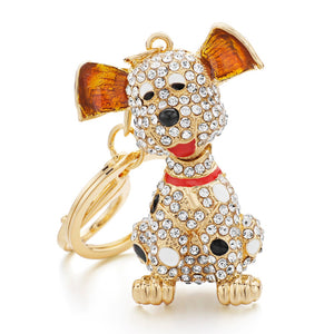 Happy Dog Handbag Pendant/Keychain - Nice & Cool