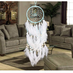 White Feathers Dreamcatcher - Nice & Cool