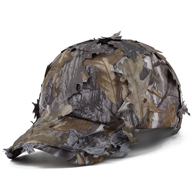 Camouflage Hunting Cap - Nice & Cool