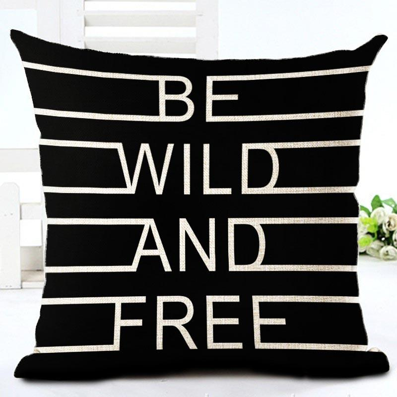 Loving Home Print Pillowcase - Nice & Cool