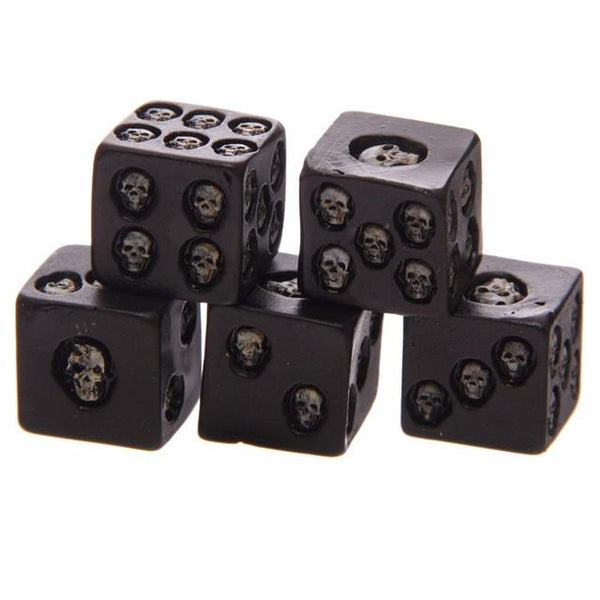 Dice with Death - 5 pcs/set