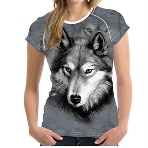 Wolf Spirit Women's T-shirt - Nice & Cool