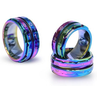 Knitter's Pride - Rainbow Row Counter Rings - Here now!