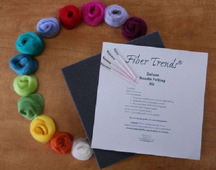 Fiber Trends - Your Source for Quality Felting Supplies