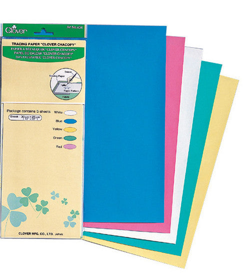 "Clover - Tracing Paper ""Clover Chacopy"""