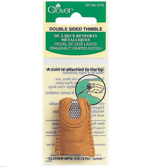 Clover - Double Sided Thimble