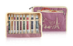 "Knitter's Pride - Royale - 4.5"" Interchangeable Needle Set Deluxe"