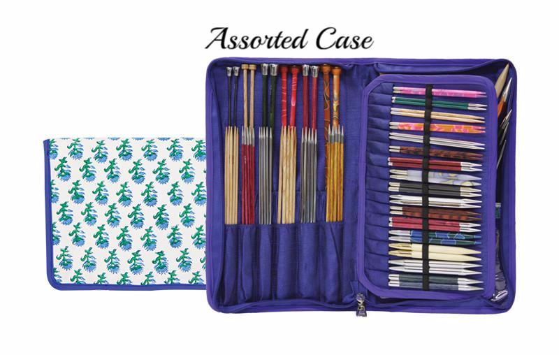 Knitter's Pride - Glory - Fabric Needle Cases