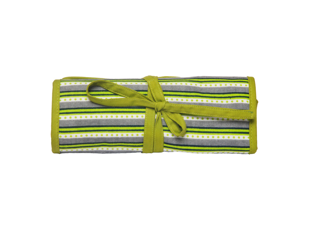 Knitter's Pride - Greenery - Fabric Needle Cases