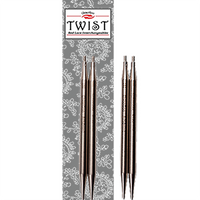 "ChiaoGoo - 4"" TWIST Mini Interchangeable Needle Tips"