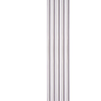 "Knitter's Pride - Nova Cubics Platina - 5"" Double Point"