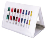 "Knitter's Pride - SmartStix - 4.5"" Interchangeable Needle Set Deluxe"