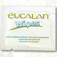 Eucalan - Stain Treating Towelettes -