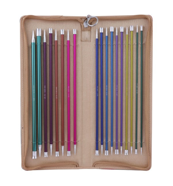 "Knitter's Pride - Zing - 14"" Single Point Needle Set (140305)"