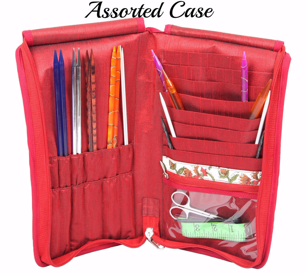 Knitter's Pride - Aspire Assorted Needles Case