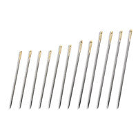 KA Bamboo - Quilting Needles 4 Sz 12 Pc