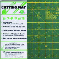KA Bamboo - Cutting Mat