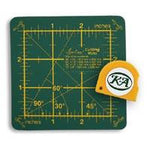 "KA Bamboo - 3"" Cutting Mat - with Mini Cutter"