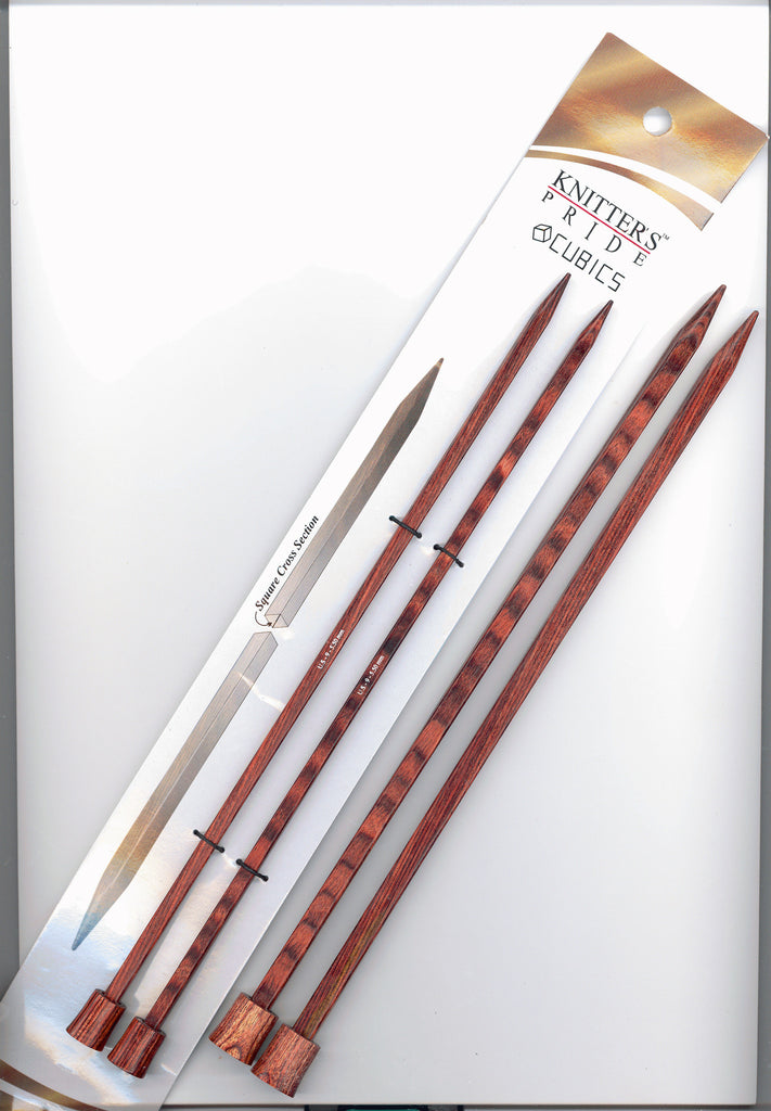 "Knitter's Pride - Cubics - 14"" Single Point"