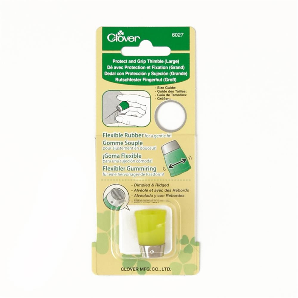 Clover - Protect and Grip Thimble (L)
