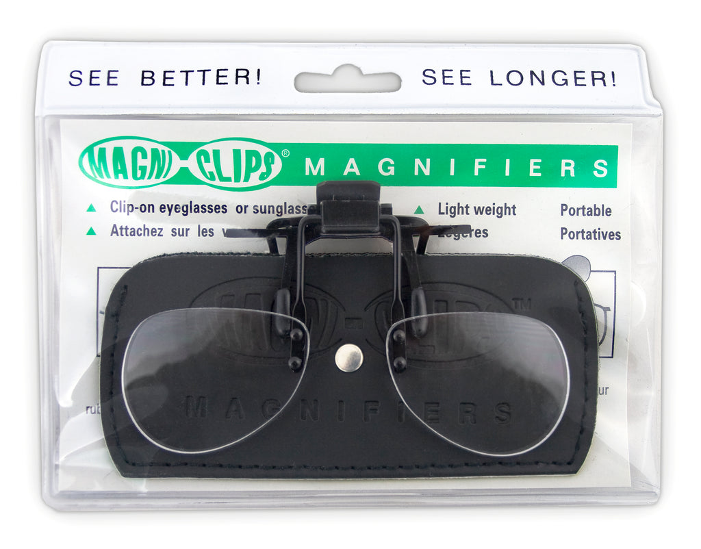 K1C2 - MAGNICLIPS® MAGNIFIERS