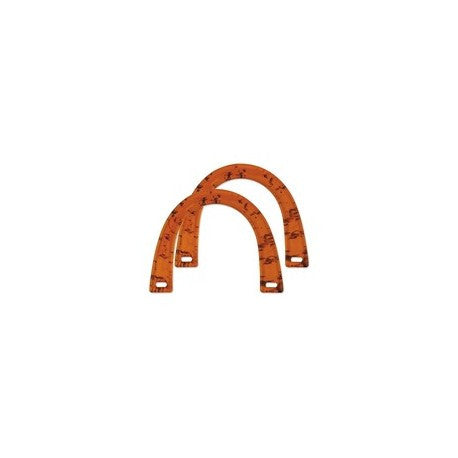Clover - Bag Handles: U-Shape (Amber) *DISCONTINUED*