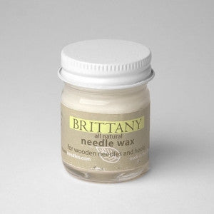 Brittany - All Natural Needle Wax 1oz