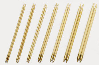 "KA Bamboo - 2"" Interchangeable Needle Tips - M2"