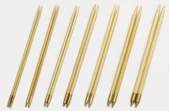 "KA Bamboo - 4"" Interchangeable Needle Tips - M4"